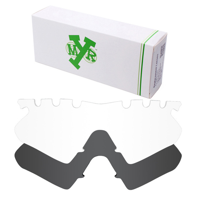 2 Pieces Mryok Replacement Lenses for Oakley M Frame Heater Vented ...