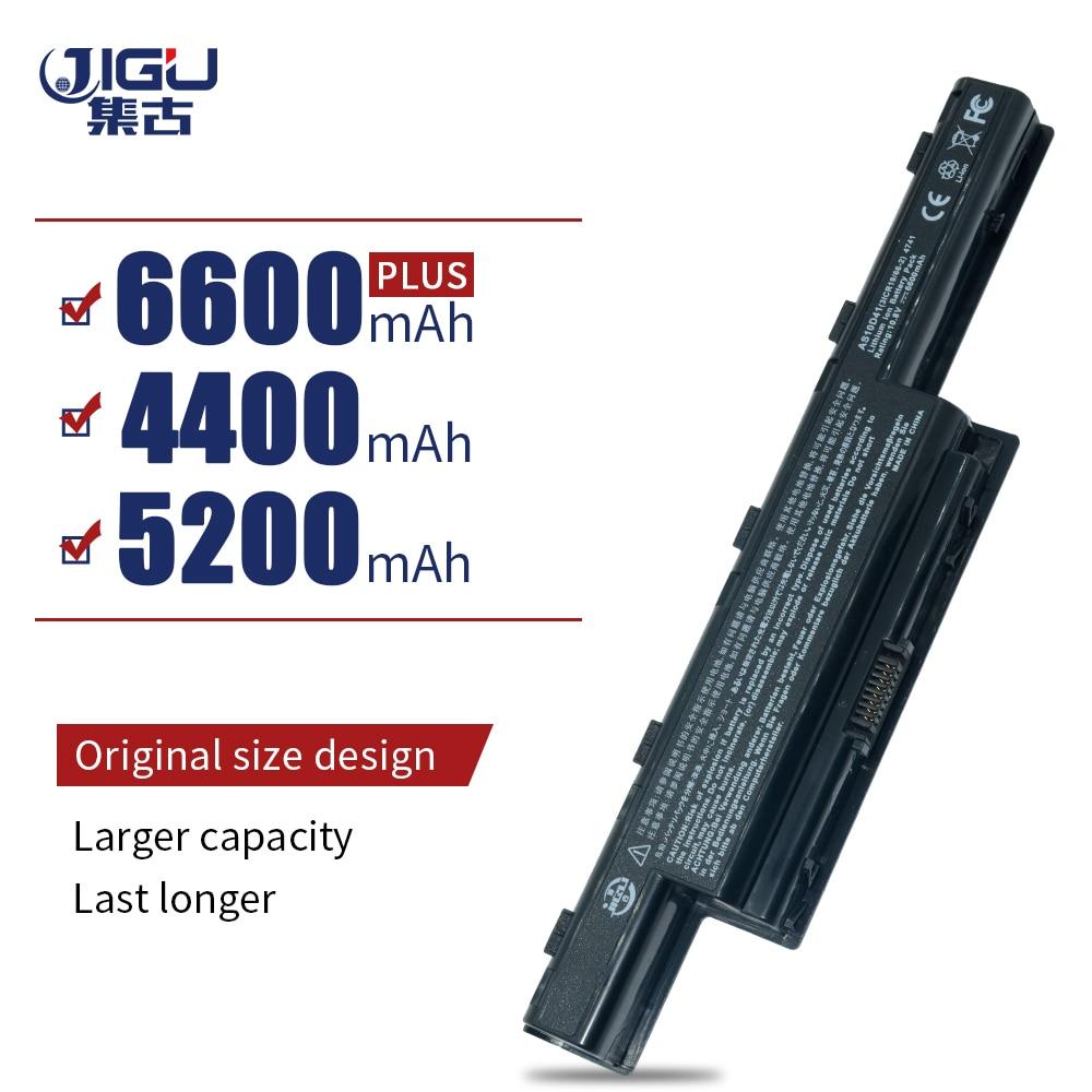 JIGU batería del ordenador portátil para Acer 3ICR19/66-2 934T2078F AS10D AS10D31 AS10D3E AS10D41 AS10D51 AS10D61 AS10D71 AS10D73 AS10D75