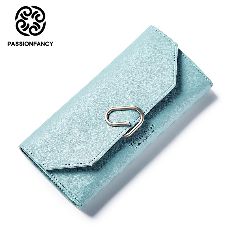 2017 New Women Wallets Hasp Card Holder PU Leather Wallet Female Clutch Long Luxury Elegant Bags Ladies Purse Feminina Carteira casual weaving design card holder handbag hasp wallet for women