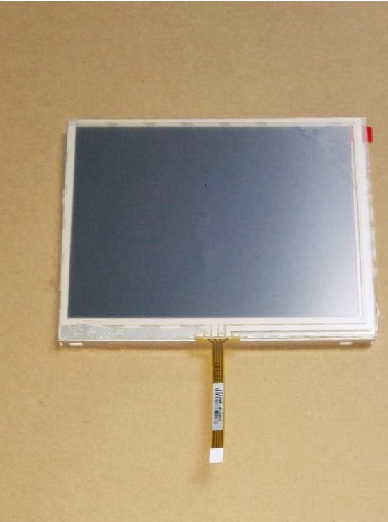 Original new 5.6- inch for Autoboss V60 LCD display Screen LCD screen + touch screen panel glass Free shipping 10pcs lot new brand lcd display touch panel for pioneer s90w s90 90 touch screen white color mobile phone lcds free shipping