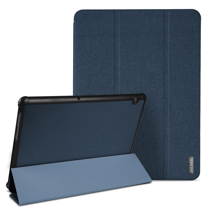 Case For Huawei Mediapad T5 10 Tablet PC PU Smart Flip Leather Case For Huawei Mediapad T5 10 10.1