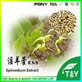 Horny goat weed капсулы/Epimedium Экстракт Икариин Сексуального Здоровья 500 мг * 1000 шт.