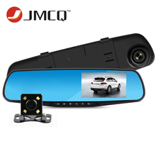 Jansite Newest Rear view Mirror Car DVR Camera Dash cam Full HD 1080P Video Registrator Recorder Night Vision Car Dvrs