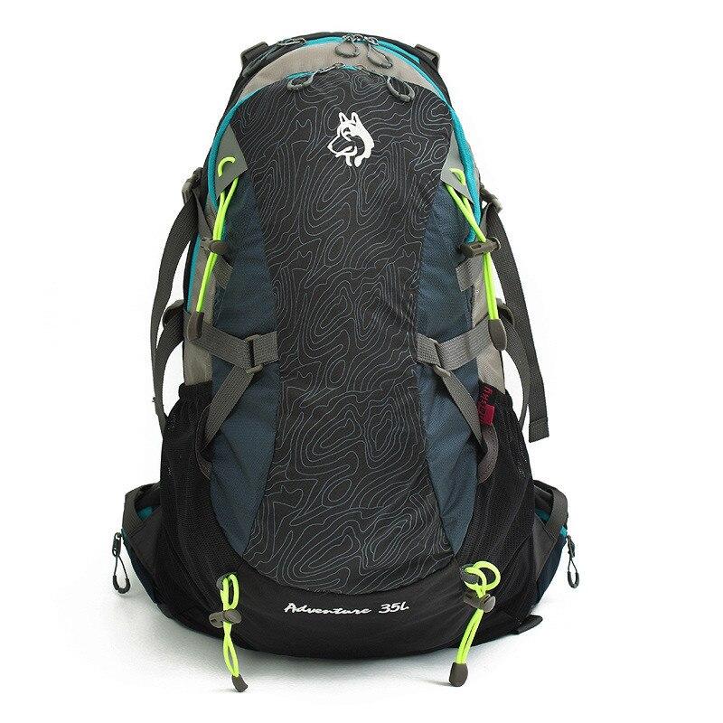 Prix pour POINT BREAK La nouvelle chaude fissure épaules sac à dos sports de plein air tourisme 35 l sac à dos étanche sac à dos