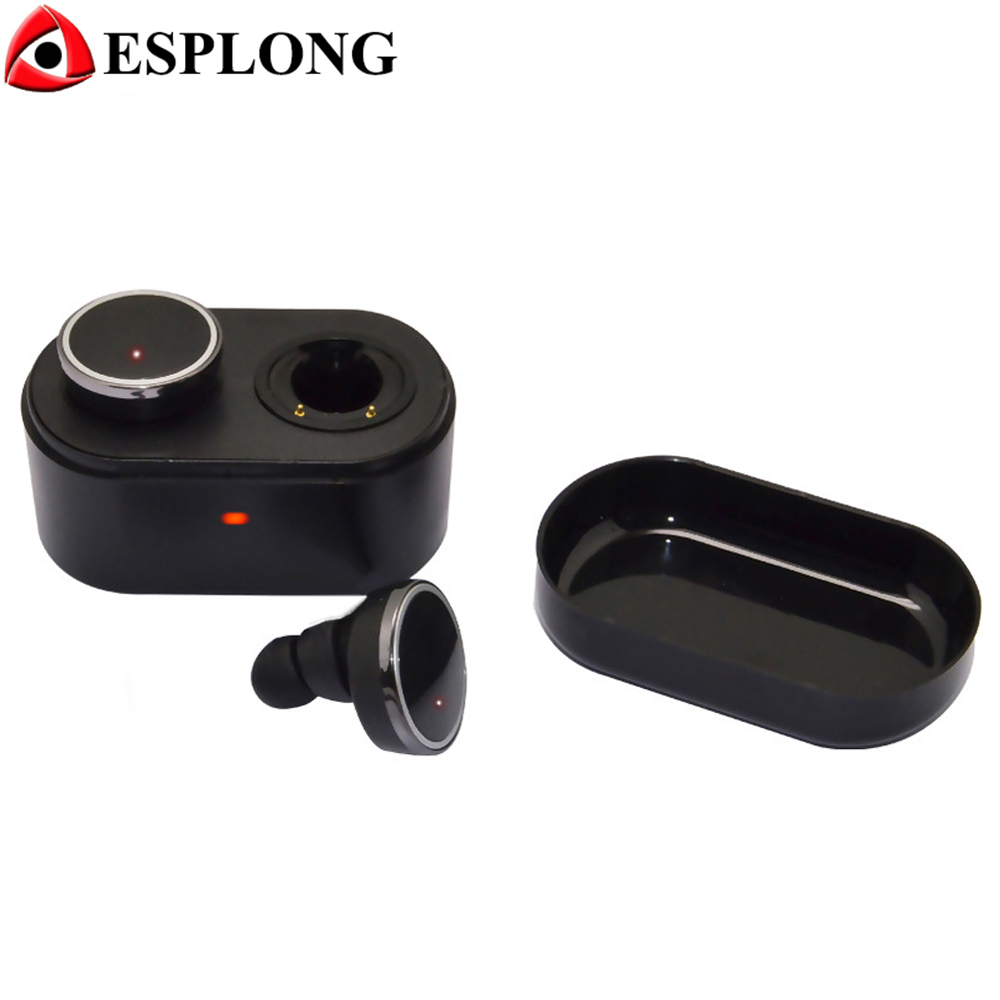 Q800 Stereo Wireless Earphones In Ear Bluetooth 4.1 Headset Mini Handsfree Audifonos with Microphone for iphone 5s 6 7 Samsung