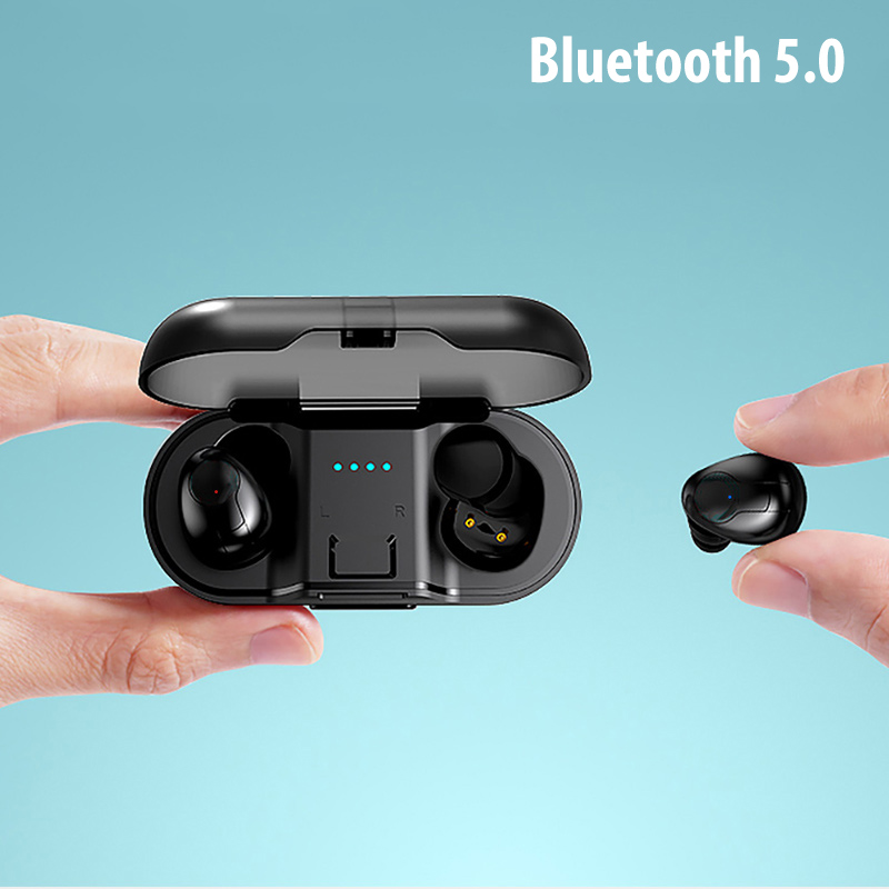 Dfoi Airbuds Bluetooth Earphones 5.zero True Wi-fi Bluetooth Earbuds Stereo Sports activities Earphone Bluetooth Headset For Xiaomi Samsung