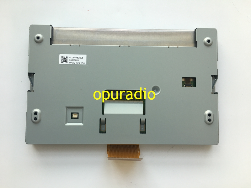 Brand new 8 0inch LCD Display with touch digitizer LQ080Y5DZ05 for Ford SYNC3 car DVD GPS
