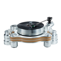 Vinyl record player LP 32s magnetic suspension PHONO Turntable with tone arm Cartridge phono record town