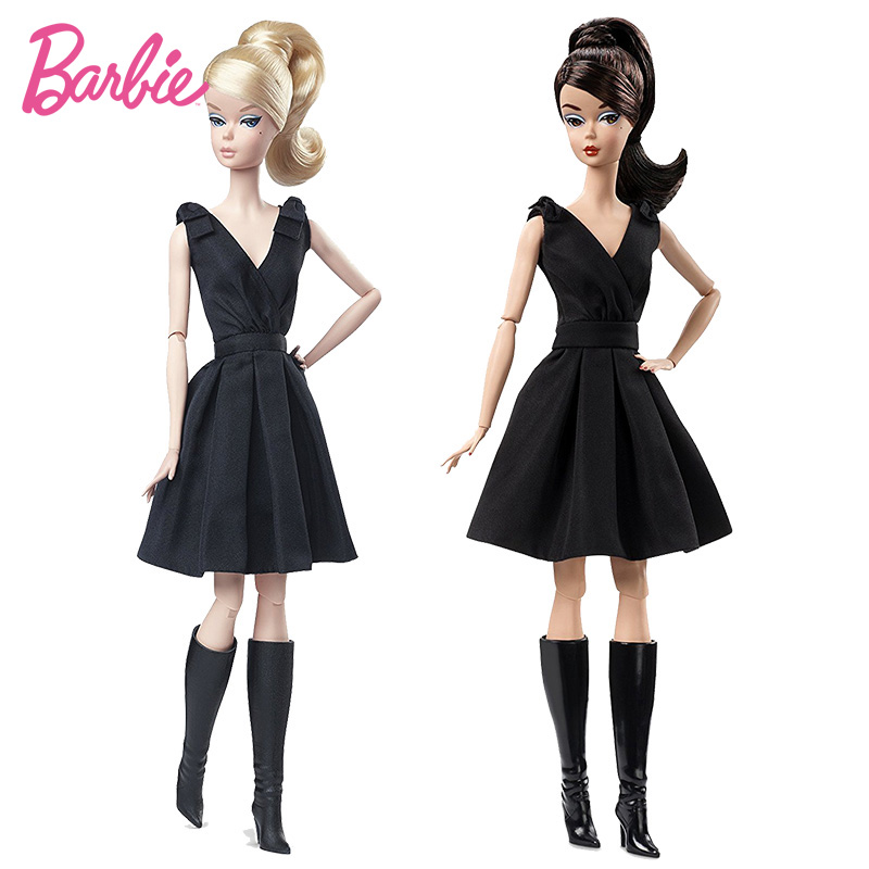 Original Barbie Doll Gold Label Collection Girls Toys Christmas Birthday Gift Genuine Barbie Toys for Children