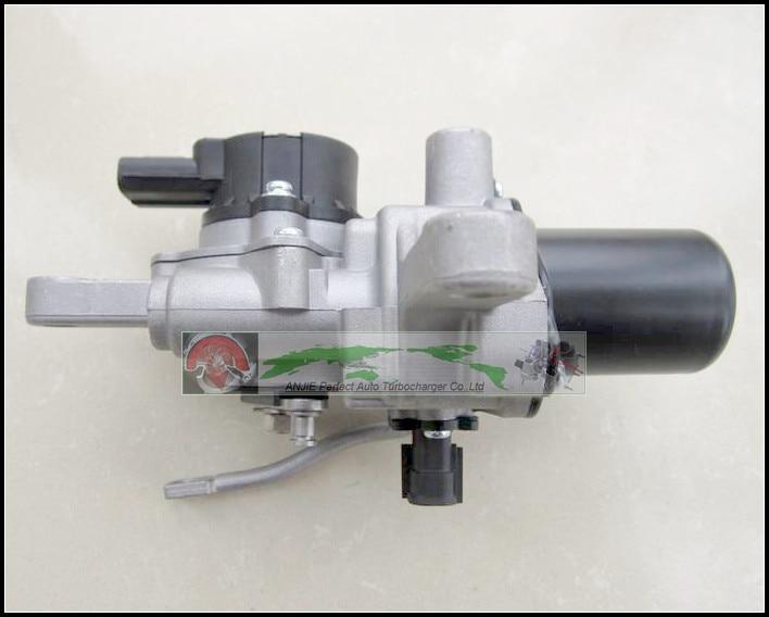 Turbo Solenoid Electric Actuator CT16V 17201-OL040 17201-0L040 17201-30110 For TOYOTA HI-LUX Landcruiser 1KD 1KDFTV 1KD-FTV 3.0L free ship water turbo repair kit rebuild ct16 17201 30080 turbocharger for toyota landcruiser hiace hi lux hilux 2kd 2kd ftv 4wd