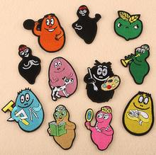 Vegetable Potatoes Patch Embroidered Patches For Clothing Iron On For Close Shoes Bags Badges Embroidery food vegetable patch embroidered patches for clothing iron on for close shoes bags badges embroidery