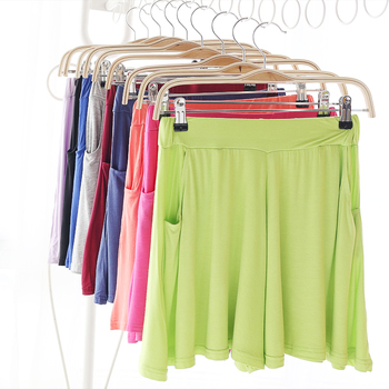 12 Colors! Hot Sale Large Size Summer Shorts Women  Sexy Female Modal Casual Solid Color Loose Ladies D164