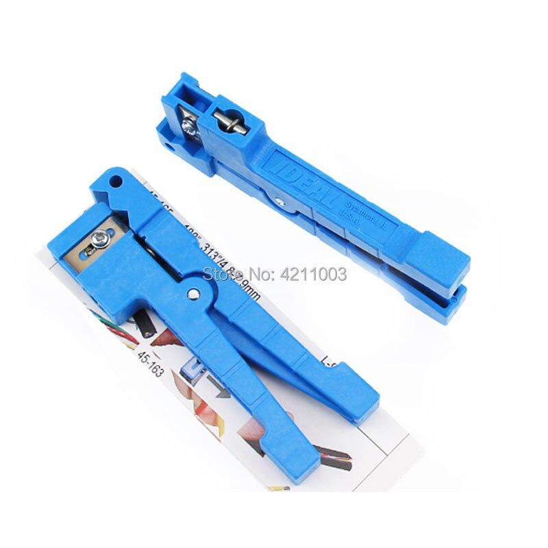 10pcs/lot Fiber optic cable stripper 45-163 /Coaxial Stripper/Fiber optic jacket stripper/cleaver/slitter (45-163)10pcs/lot Fiber optic cable stripper 45-163 /Coaxial Stripper/Fiber optic jacket stripper/cleaver/slitter (45-163)