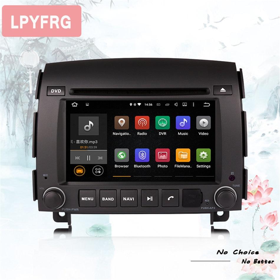 Radient Android 9.0 Octa-core 2 Din Auto Dvd-speler Voor Hyundai Sonata Nf Yu Xiang 2006 2007 2008- 18 Gps Navigatie Radio Stereo Audio Sd