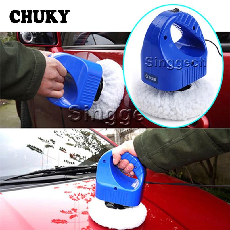 CHUKY 1 pcs Voiture Épilation machine peinture de polissage Pour Ford focus 2 3 mk2 ranger mondeo mk4 Fiat 500 Punto suzuki swift Accessoires