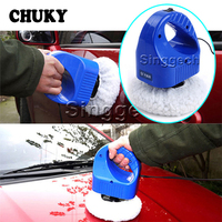 CHUKY 1pcs Car Waxing machine paint polishing For Ford focus 2 3 mk2 ranger mondeo mk4 Fiat 500 Punto Suzuki swift Accessories