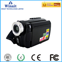 Winait 30fps Mini Vedio Camera DV T90 12MP 3 0 LTPS LCD Screen 32GB 8x Digital