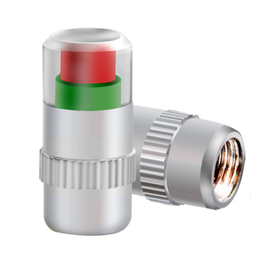 Image 4 - Universele Visiable 32 Psi 2.2 Bar Air Waarschuwing Alert Ventiel Druk Sensor Monitor Licht Cap Indicator Voor Auto S