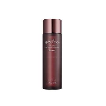 MISSHA Time Revolution The First Treatment Essence Homme 200ml Facial Serum Moisturizing Face Cream Sebum Control Smoothing Skin