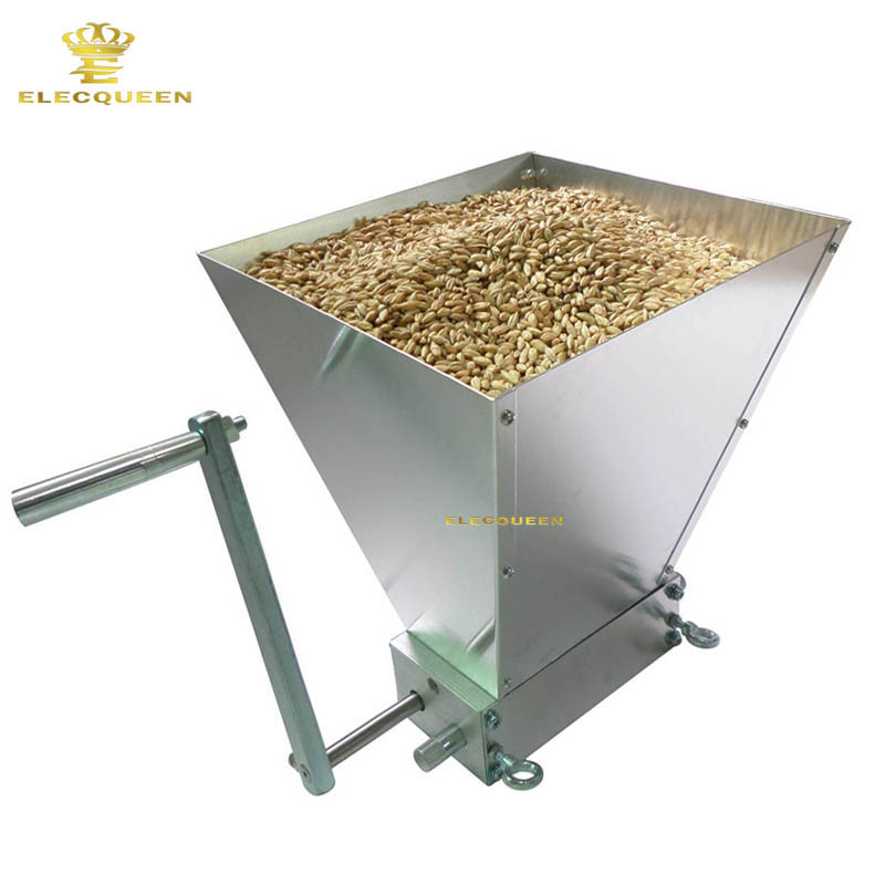 2017 Newest Stainless Rollers & Factory Price For Amazing Homebrew Malt Mill/Grain Mill/Grain Crusher Wholesale