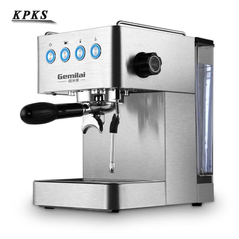 CRM3005E Semi Automatique Machine À Café Machine À Expresso avec Mousse Lait 1450 w Pompe Presse Cafetière Italienne