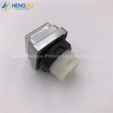 1 шт. кнопка для Hengoucn печати 00.780.2321 офсетные запасные части белого цвета