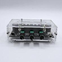 TPA3116 80WX2 + 100W 2.1 Channel เครื่องขยายเสียงดิจิตอลเบสซับวูฟเฟอร์ TREBLE BASS Tone Control