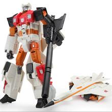 Haizhixing Movie 5 IN 1 Anime Devastator Transformation Toy Robot Car Aircraft Model Classic Deformation KO G1 Boy Kid Adult toy