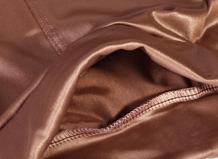 9815b97d0d3f6 US $9.27 20% OFF|Dünne Sexy wildleder hosen Schwarz wildleder leggings  frauen chic legging push up pantalon femme cuir ecopelle legging PT047 in  ...