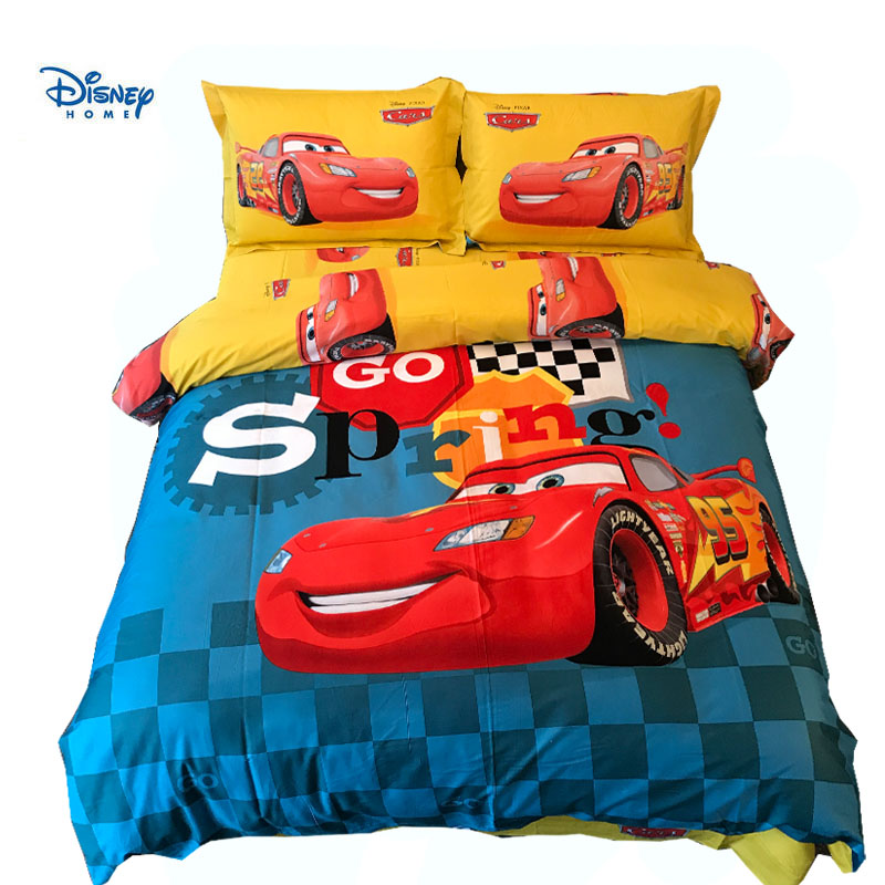 Disney освещение Маккуин Утешитель постельное белье набор королева король twin один полн ...