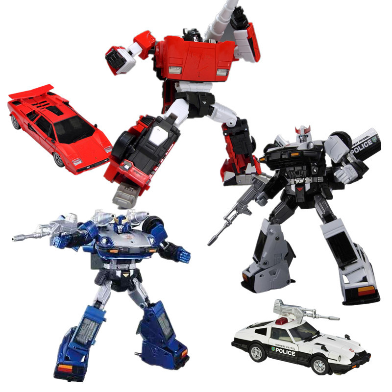 NEW transformation Action figure Masterpiece MP-12G MP-17 MP-18 MP-19 MP-20 MP-21 MP-25 MP-26 MP-27 MP-28 MP-30 [show z store] fanstoys ft 06x sever iron dibots no 3 g1 masterpiece limited edition mp transformation action figure instock