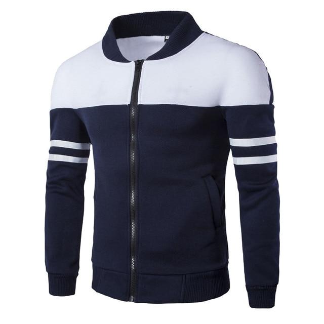 Men's Winter Zipper Sportswear  1