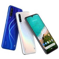 """Wersja globalna Xiao mi mi A3 4GB 64GB smartfon CC 9e Snapdragon 665 Octa rdzenia 6.088 """"AMOLED ekran 48MP + 32MP kamery 4030mAh 4"""