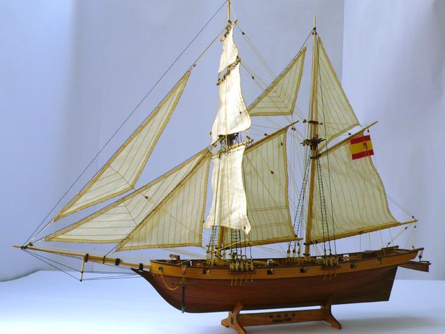 Buy ALL NEW VERSION Wooden Sailing Boat