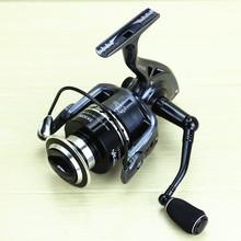 New 14BB Spinning Fishing Carp Reel Feeder Full Matel Head Holder Sea Spool Peche Ice Wheel Cast China Compact Fishing Reel Gear