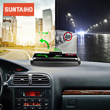 Suntaiho Universal Car HUD Head Up Display Projector Holder Bracket For Mobile Phone Display GPS Navigation Image Reflector