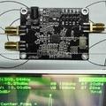 ADF4350 137 M-4.4 GHz RF PLL Sintetizador de Freqüência da Fonte de Sinal de Placa de Desenvolvimento