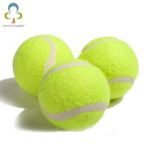 1 Pc 6.3 cm Tennis Ballen Voor Beginner of Hond Trainning Outdoor Fun Sport Huisdier Speelgoed Tennisbal GYH(China)