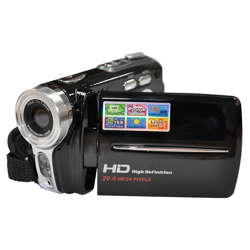 Ordro HD 720P Zoom 16MP Zoom 20MP Camere digitale de înaltă - Camera și fotografia