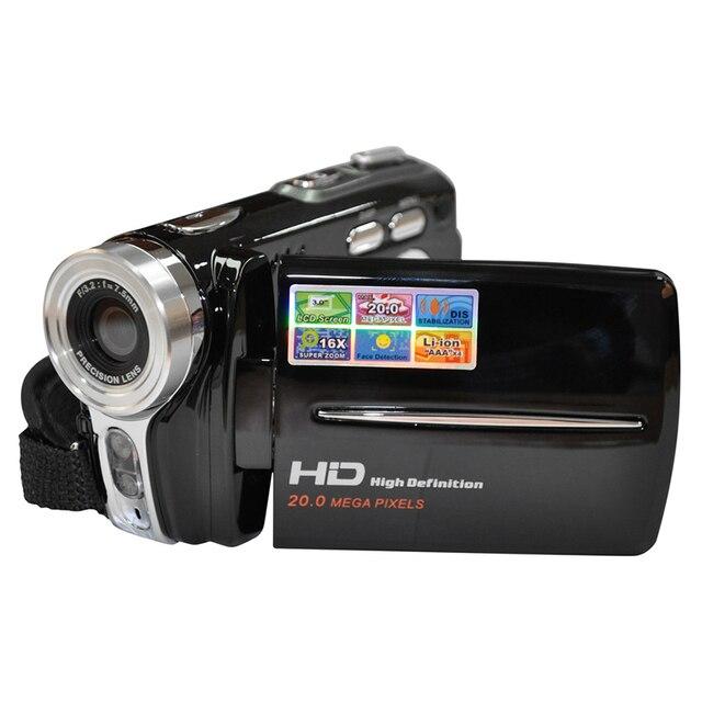 Ordro HD 720P 16X Zoom 20MP Reflex Digital Cameras High Quality Video Recorder CMOS Lens Professional Photo Cam Camcorders