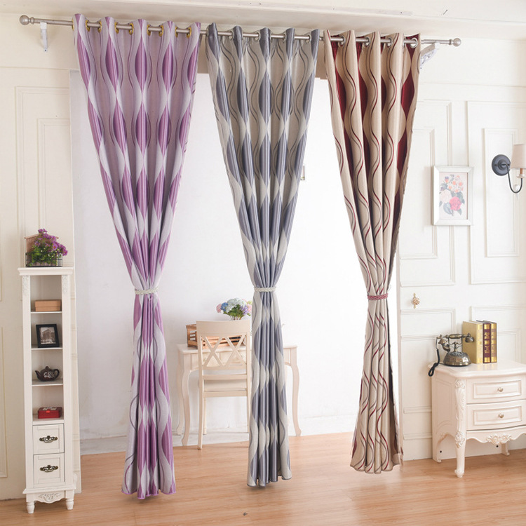 nuevas cortinas para el dormitorio sala de estar comedor jacquard catinico sombreado contrajo sentado