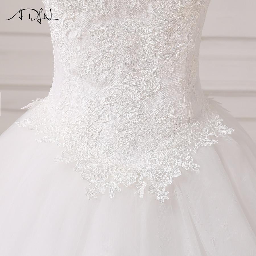 ADLN Robe De Mariage Princess White / Rochie de mireasa rochie de - Rochii de mireasa - Fotografie 5