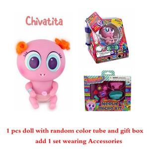 Image 1 - 2019 Casimeritos игрушки милые Ksimeritos с 8 различными дизайнами Casimerito подарок кукла Ksimeritos Juguetes с бесплатными подарками
