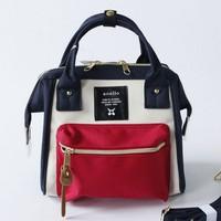 Japan ring style oxford waterproof school handbag women's vintage brandmale girls shoulder couples bag