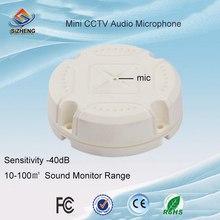 SIZHENG COTT-S2 CCTV audio microphone video surceillance ceiling listening device sound monitor for security camera