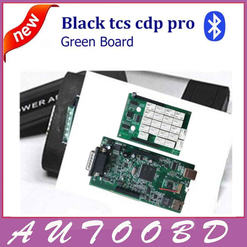 Подробнее о New TCS CDP Pro Bluetooth +install video 2015.R3 with Keygen License Green Board nec relays auto diagostic tool for cars trucks 3pcs lot new design tcs cdp plus without bluetooth for cars trucks and obd2 new verison 2015 3 install video in cd