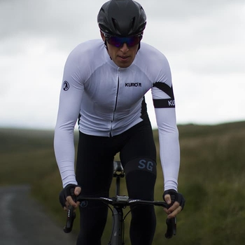 Stolen Goat CYCLING JERSEY LONG SLEEVE MEN 2018 New cycling clothing city bike cycle wear road racing shirt MTB riding clothes