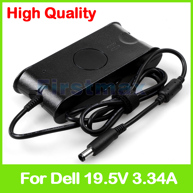 19.5V 3.34A AC power adapter for Dell laptop charger M1P9J M