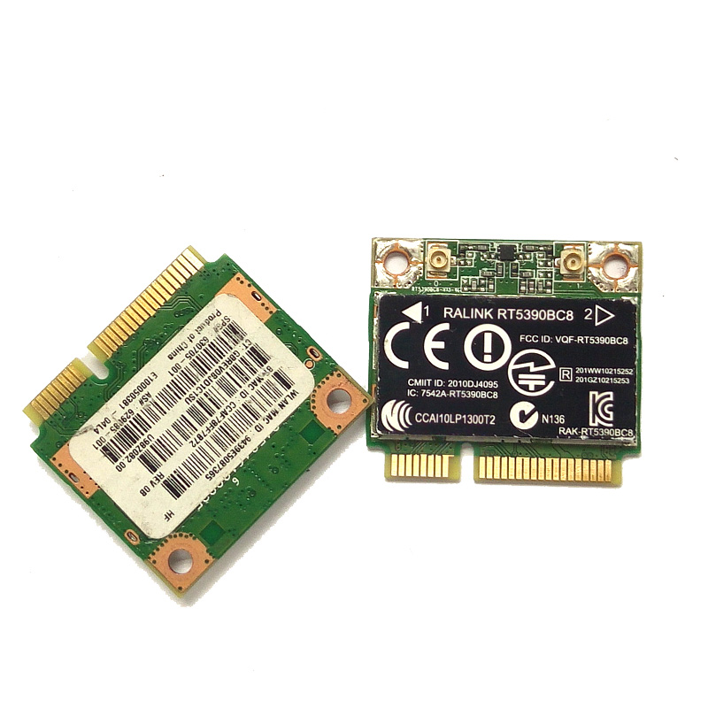 SSEA Wholesale Ralink RT5390BC8 802.11b/g/n Wireless Wifi Bluetooth3.0 Wireless Card For Hp DM1 DV4 DV7 G4 G6 G7 SPS:630705-001