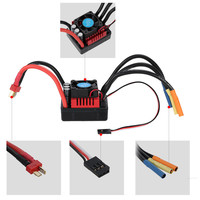 MuqGew parts Waterproof 800A RC Brushless ESC BEC Car Parts Electric Speed Controll RC Truck component supplier